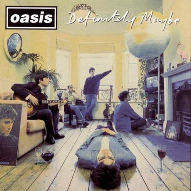 Definitely Maybe is listed (or ranked) 2 on the list The Best Oasis Albums of All Time