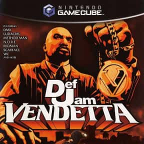 Def Jam Vendetta is listed (or ranked) 16 on the list The Best Wrestling Games of All Time