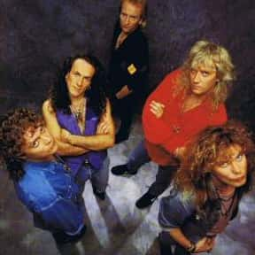Def Leppard is listed (or ranked) 5 on the list The Best Hair Metal Bands Of All Time