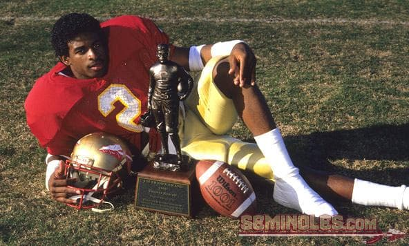 Random Best Florida State Football Players of All Time