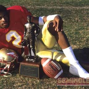 Deion Sanders is listed (or ranked) 1 on the list The Best Florida State Football Players of All Time