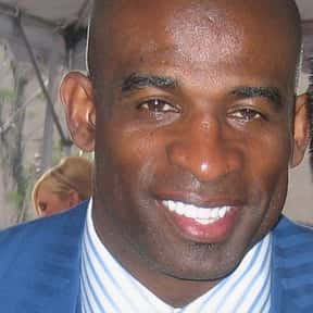Deion Sanders is listed (or ranked) 24 on the list Famous People From Florida