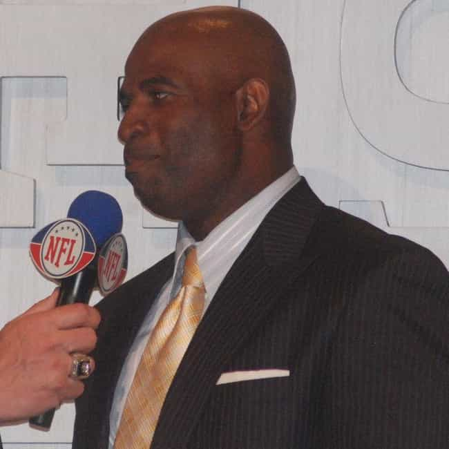 Deion Sanders is listed (or ranked) 3 on the list The Best Athletes Who Wore #21