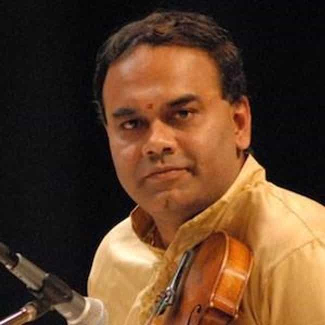 Delhi P. Sunder Rajan is listed (or ranked) 2 on the list Famous Violinists from India