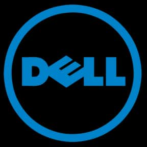DELL is listed (or ranked) 3 on the list The Best Laptop Brands
