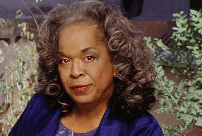 Della Reese is listed (or ranked) 6 on the list Actors and Actresses Who Died in 2017