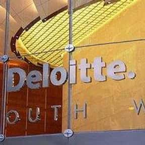 Deloitte is listed (or ranked) 16 on the list The Top MBA Employers