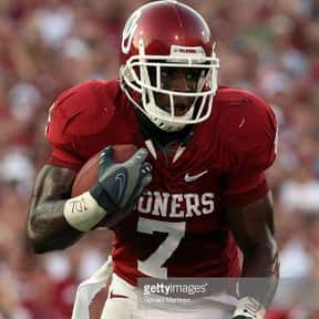 DeMarco Murray is listed (or ranked) 3 on the list The Best Oklahoma Sooners Running Backs of All Time