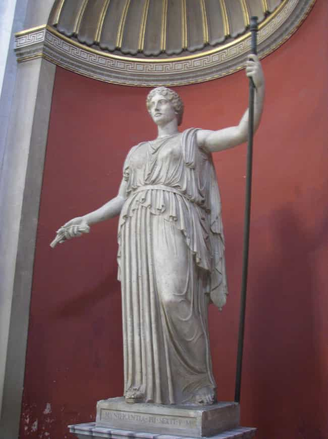Demeter is listed (or ranked) 2 on the list Which Greek God Are You, According To Your Zodiac Sign?