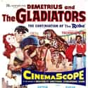 Demetrius and the Gladiators is listed (or ranked) 15 on the list The Best Roman Movies