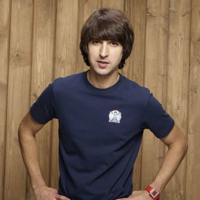 Demetri Martin is listed (or ranked) 1 on the list Celebrity Men Who Are Way Older Than You Think
