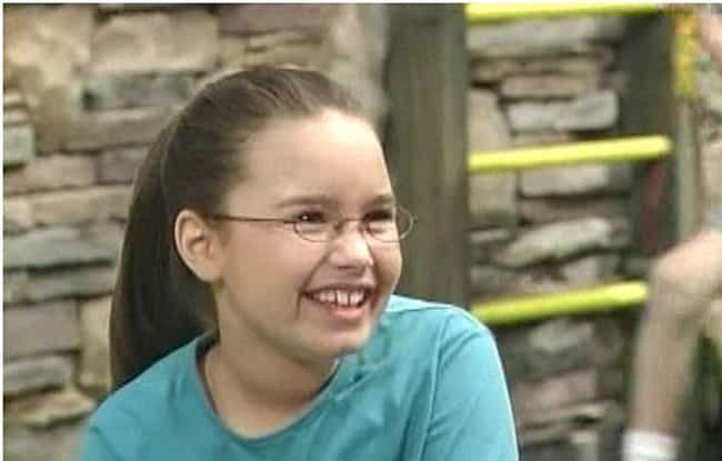 Demi Lovato is listed (or ranked) 4 on the list Celebs You Didn't Know Were in Great '90s Kids Shows