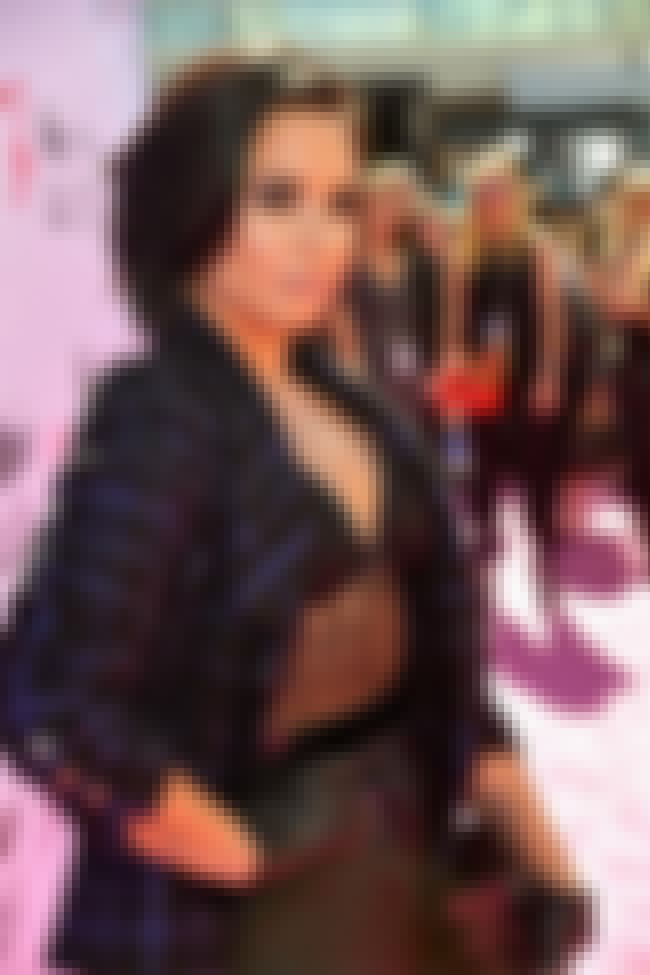 Demi Lovato is listed (or ranked) 16 on the list Famous Hispanic Actresses