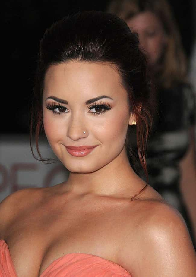 Demi Lovato is listed (or ranked) 28 on the list Famous People Who Were Relentlessly Bullied