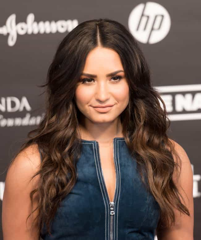 Demi Lovato is listed (or ranked) 4 on the list People Share Their Saddest Celebrity Encounters
