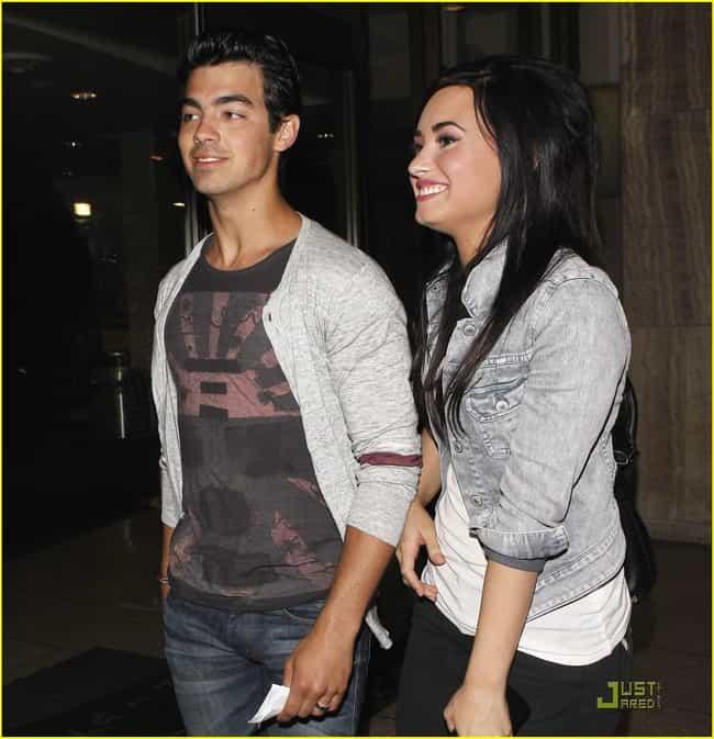 Demi Lovato is listed (or ranked) 5 on the list Joe Jonas' Loves & Hookups