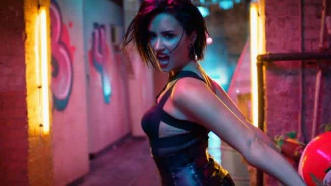 Demi Lovato is listed (or ranked) 4 on the list The Hottest Former Disney Stars, Ranked
