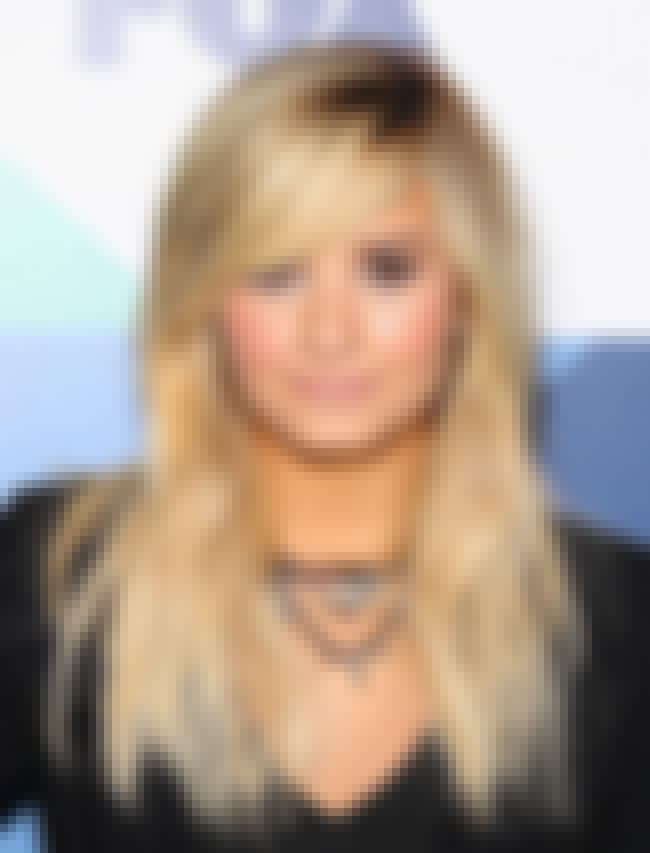 Demi Lovato is listed (or ranked) 4 on the list 6 Celebrities Who Shop at Forever 21