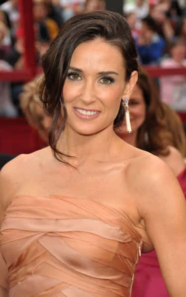 Demi Moore is listed (or ranked) 2 on the list Celebrities Born On Veterans Day