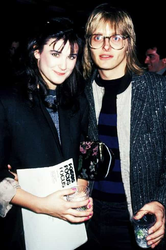 Demi Moore is listed (or ranked) 2 on the list 19 Celebrities Who Married as Teenagers