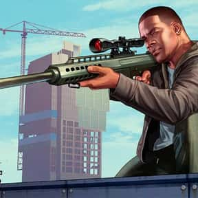 Franklin Clinton is listed (or ranked) 2 on the list List of Grand Theft Auto V Characters, Ranked