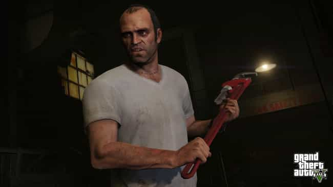 Trevor Phillips is listed (or ranked) 2 on the list The 11 Wildest Psychos In Video Games