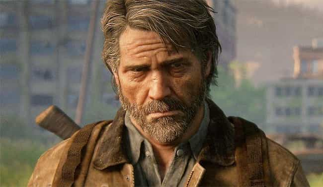 Joel is listed (or ranked) 1 on the list Ranking All The Best & Worst Characters From 'The Last Of Us' Games