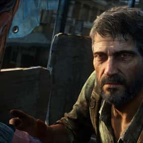 Joel is listed (or ranked) 13 on the list The Most Hardcore Video Game Heroes of All Time
