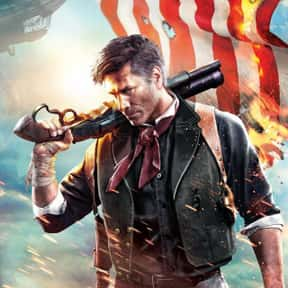 Booker DeWitt is listed (or ranked) 24 on the list The Best Jumping Characters in Gaming History