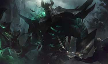 Mordekaiser is listed (or ranked) 1 on the list The Best Top Lane Bruisers In 'League of Legends'