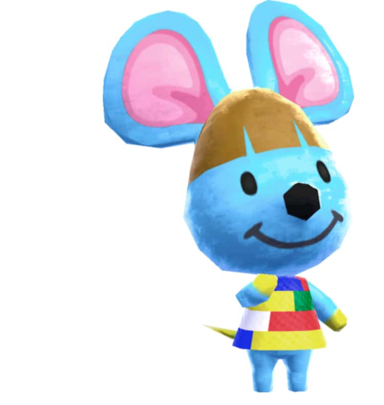 Ranking The 15 Best Mouse Villagers In Animal Crossing