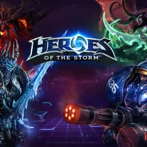 Heroes of the Storm is listed (or ranked) 17 on the list The Best Online Multiplayer Games