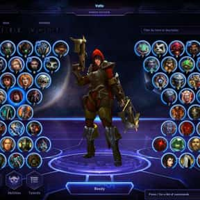 Heroes of the Storm is listed (or ranked) 11 on the list The Best Games to Stream on Twitch