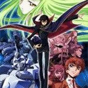Code Geass: Lelouch of the Reb is listed (or ranked) 21 on the list The Saddest Anime Series of All Time