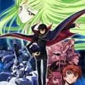 Code Geass: Lelouch of the Reb... is listed (or ranked) 3 on the list The Best Anime Like Darker Than Black