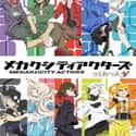 Mekakucity Actors is listed (or ranked) 5 on the list The Best Anime Like Black Rock Shooter