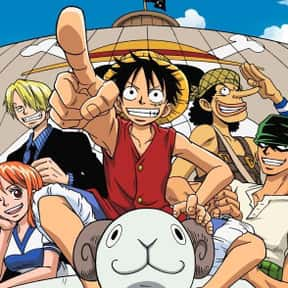 One Piece is listed (or ranked) 7 on the list The Best Anime Series of All Time