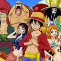 One Piece is listed (or ranked) 6 on the list The Best Anime To Have On In The Background