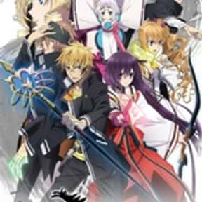 Tokyo Ravens is listed (or ranked) 20 on the list The Best Anime Like Strike The Blood
