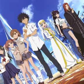 Certain Magical Index is listed (or ranked) 10 on the list The Best Anime Like Tokyo Ravens
