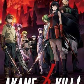 Akame ga KILL! is listed (or ranked) 8 on the list The 100+ Best Anime Streaming On Hulu