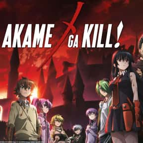 Akame ga KILL! is listed (or ranked) 23 on the list The Best Fantasy Anime on Netflix