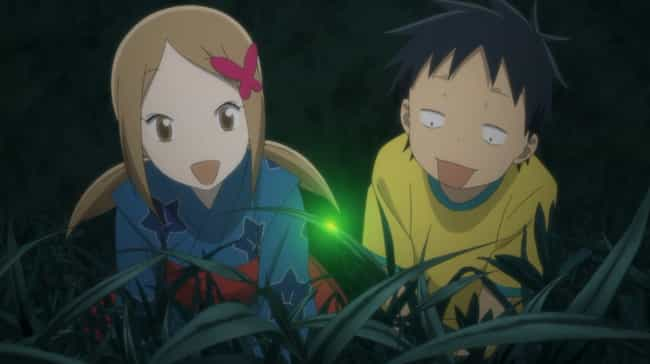 Bunny Drop is listed (or ranked) 6 on the list 15 Great Anime With Virtually No Violence