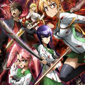 High School of the Dead is listed (or ranked) 17 on the list The Best Zombie & Supernatural Shows On Hulu