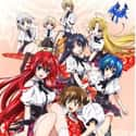 High School DxD New is listed (or ranked) 3 on the list The Best Anime Like Trinity Seven