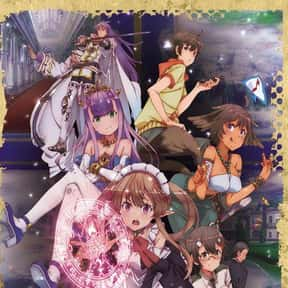 Outbreak Company is listed (or ranked) 18 on the list The Best Drama Anime on Hulu