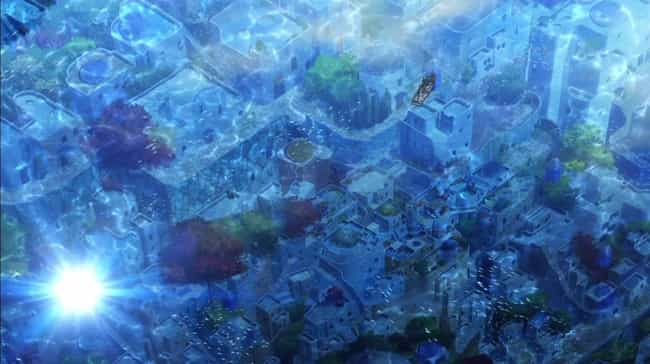 Nagi no Asukara is listed (or ranked) 1 on the list Anime With The Most Beautiful Water Animation