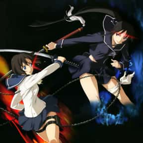 Ga-Rei-Zero is listed (or ranked) 16 on the list The Best Anime Like Blood+