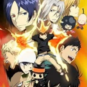 Katekyo Hitman Reborn! is listed (or ranked) 16 on the list The Best Anime Like Bungou Stray Dogs