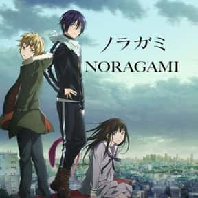 Noragami is listed (or ranked) 1 on the list The Best Anime Like Bungou Stray Dogs